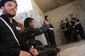 new Syrian police © Thomas Rassloff 2013-03