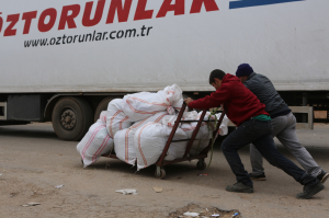 Syrian Border © 2014 Thomas Rassloff