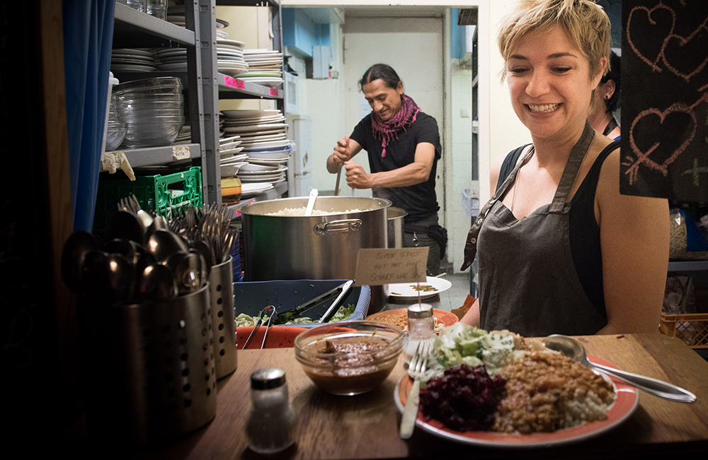 we cook, you eat – for a good cause
