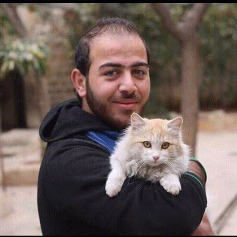 Thomas Rassloff – live from Aleppo, Syria